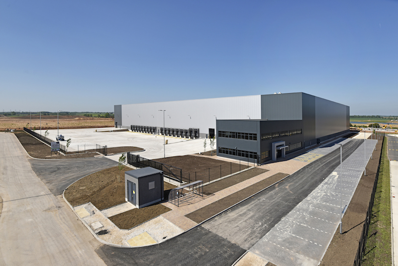 Verdion launches 180,000 sq ft of fast track logistics development at iPort, Doncaster