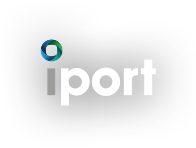 Logo for iPort - Logistics Park & Rail Terminal