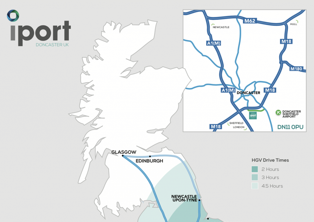 iPort Map