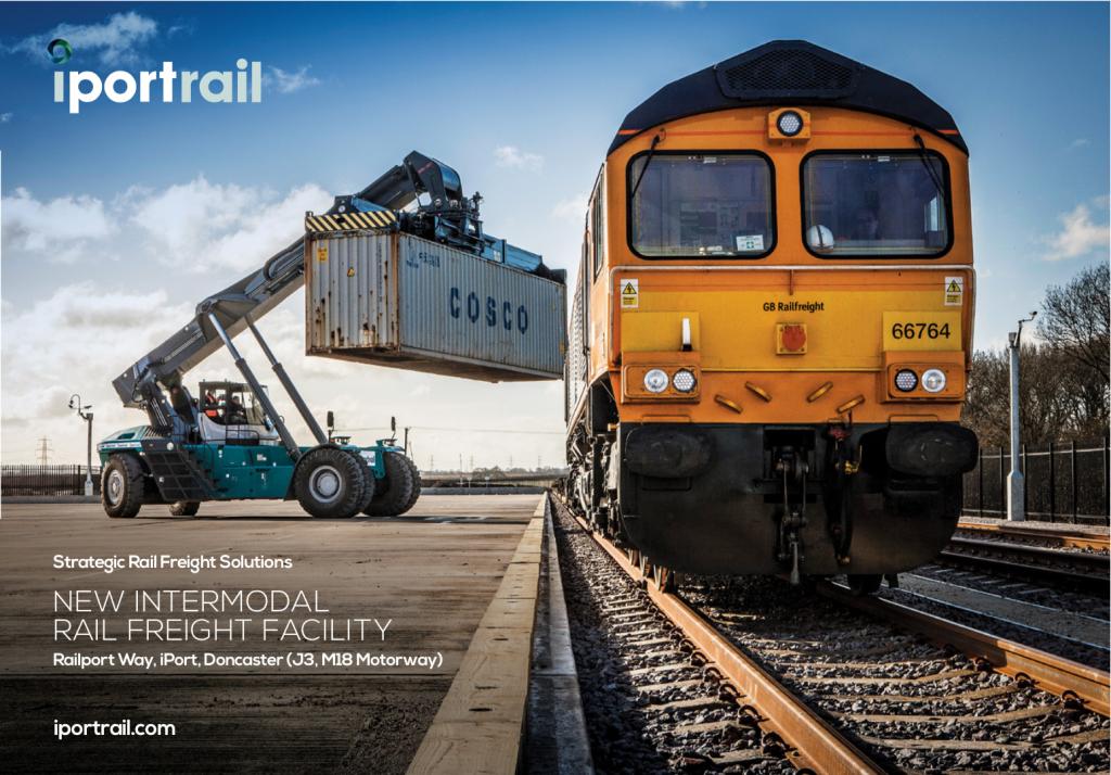 iPort Rail - Rail Terminal